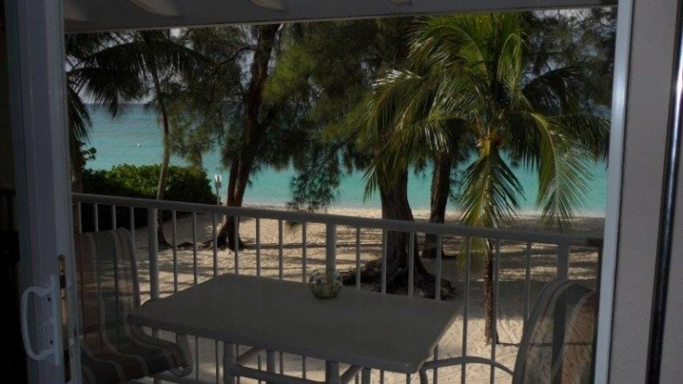 White Sands - Beach Front - Cayman Condominiums Property