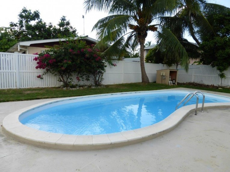 Family Home with Pool - Cayman Residential Property for For Rent