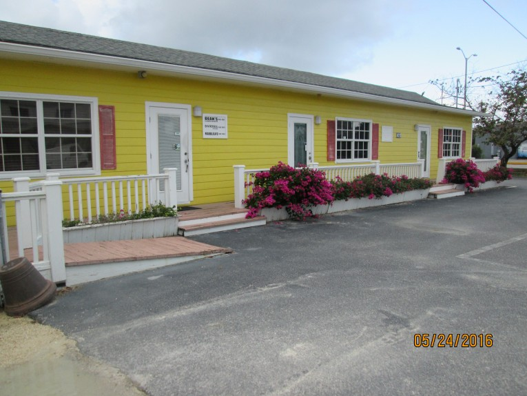 SMB West Bay Rd front office space - Cayman Commercial Property for For Rent