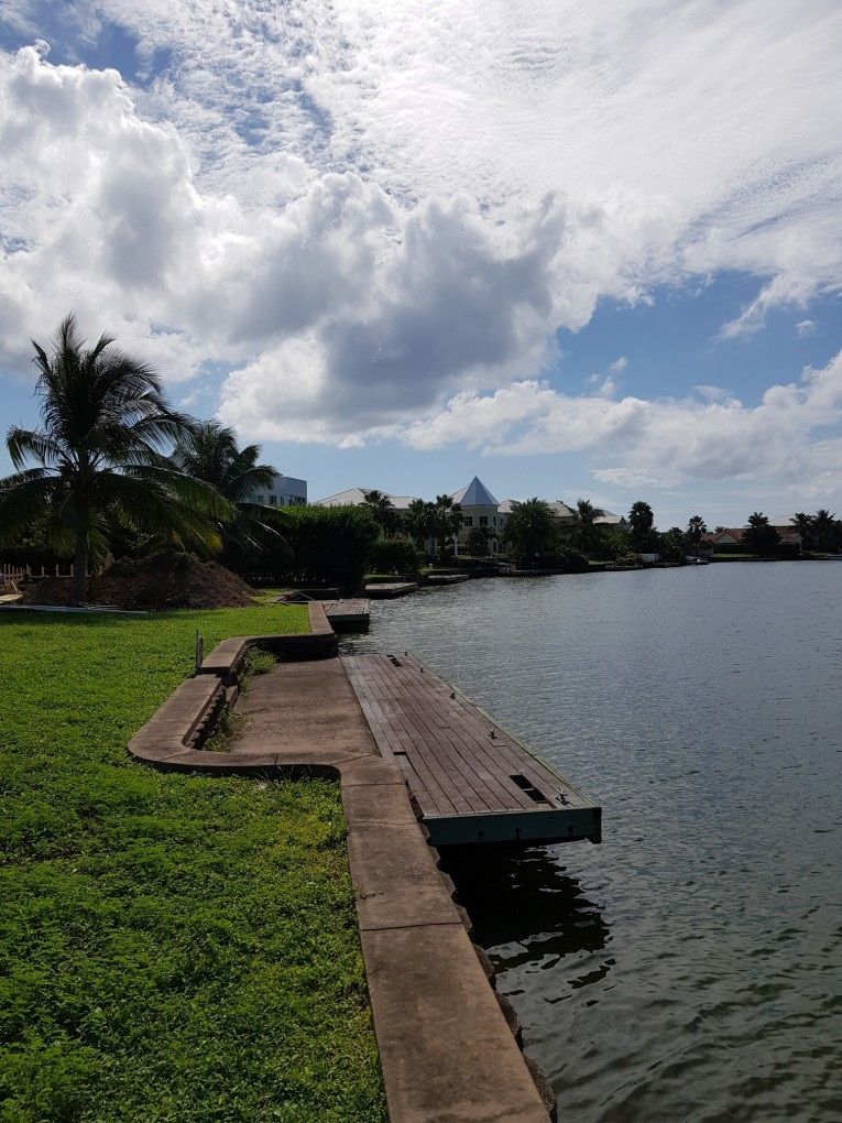 BIMINI DRIVE GRAND HARBOUR - CANAL FRONT - Cayman Land Property for For Sale