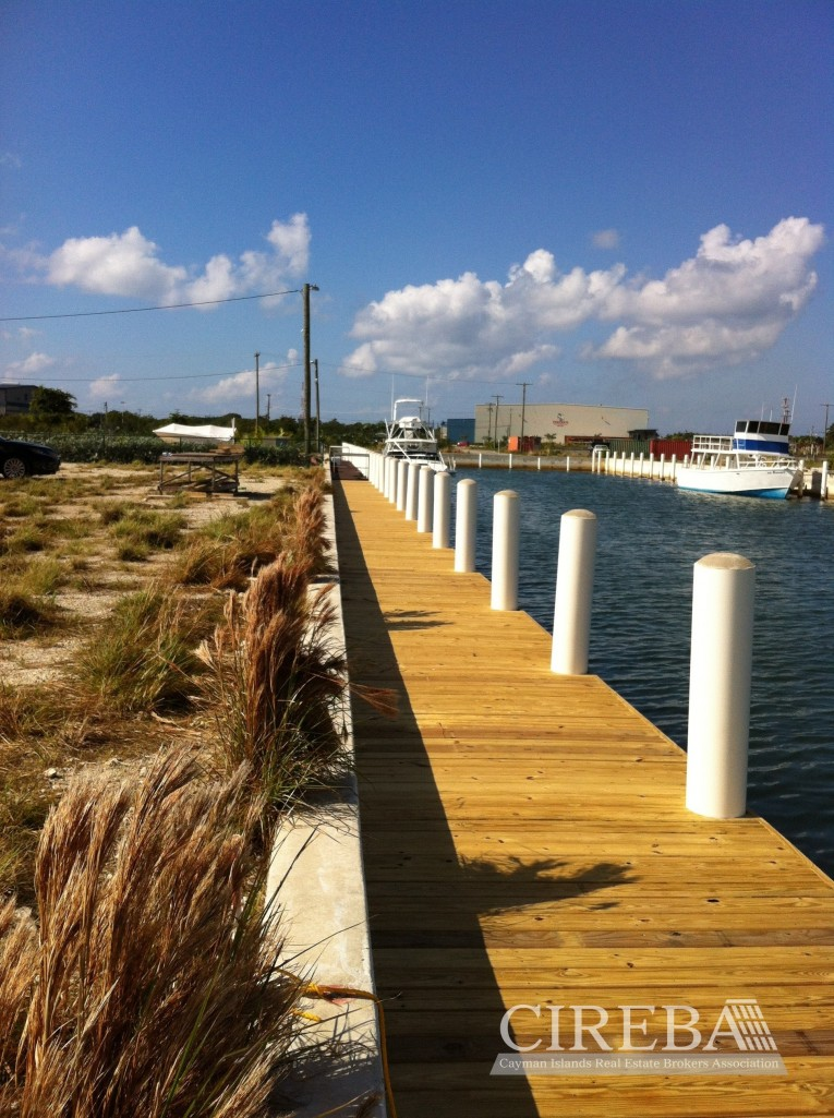 INDUSTRIAL PARK CANAL - Cayman Land Property for For Sale